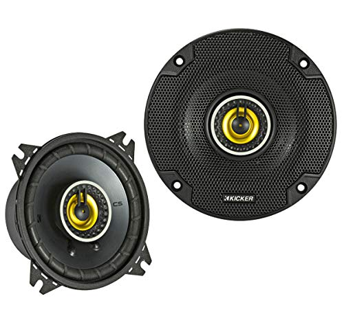 4in Speaker - Kicker 46CSC44 Car Audio 4