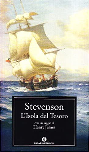 Amazon.it: L'isola del tesoro - Robert Louis Stevenson - Libri