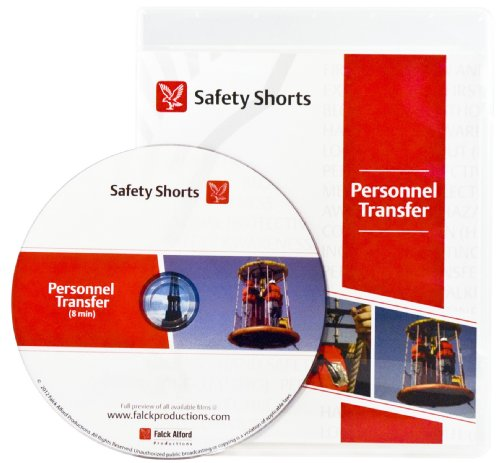 Personnel Transfer Safety Short DVD for Training (Training Helicopter Video Dvd)