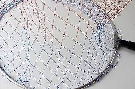 kescher66 KANANA 2,8m grobmaschiges Netz Teleskop-Kescher Kescher Unterfangskescher