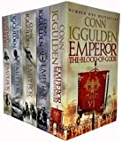 Conn Iggulden Emperor Series Collection 5 Books Set, Emperor:The Gods of War, Emperor:The Field of Swords, Emperor: The Death of Kings, Emperor: The Gates of Rome & [hb] Emperor: The Blood of Gods)