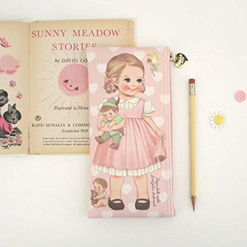 paperdollmate pencase ver005_storybook julie by paper doll mate (Image #1)