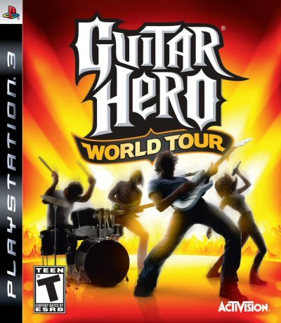 Guitar Hero World Tour Playstation 3 product image