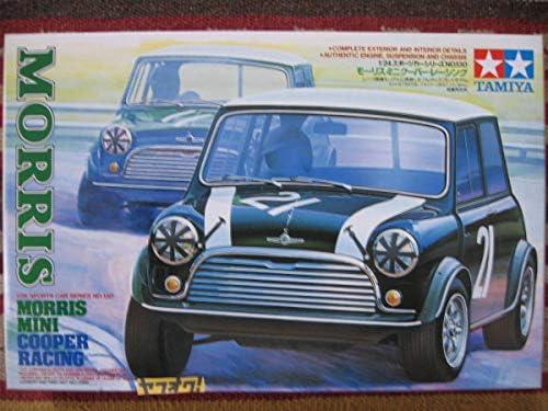 タミヤ 1/24 モーリス ミニクーパー レーシング Morris Mini Cooper Recing