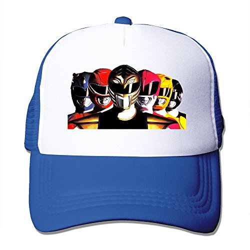 print-your-own-adult-unisex-cool-power-ranger-100-nylon-mesh-caps-one-size-fits-most-adjustable-spor