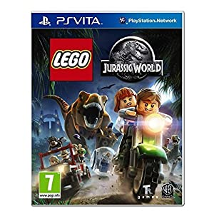 LEGO JURASSIC WORLD (INCLUDES 4 JURRASC ADVENTURES)PS VITA by Warner Bros Games