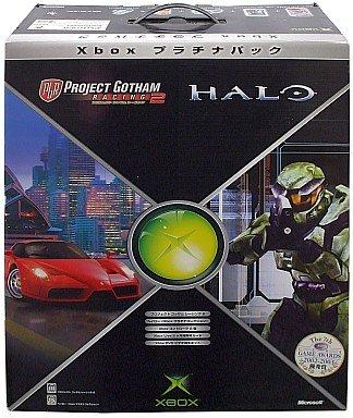 Xbox プラチナパック【メーカー生産終了】 B0000ZOSXK