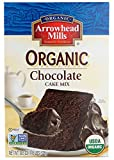 Arrowhead Mills Organic Chocolate Cake Mix, 18.6 Ounce (Pack of 6)