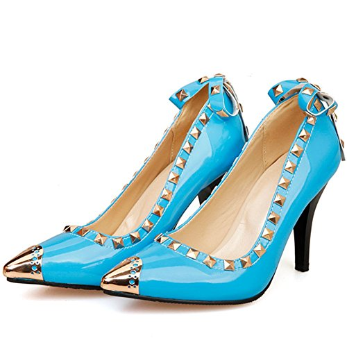Mujer Doratasia Zapatos Para De Vestir Azul 66Zv0z