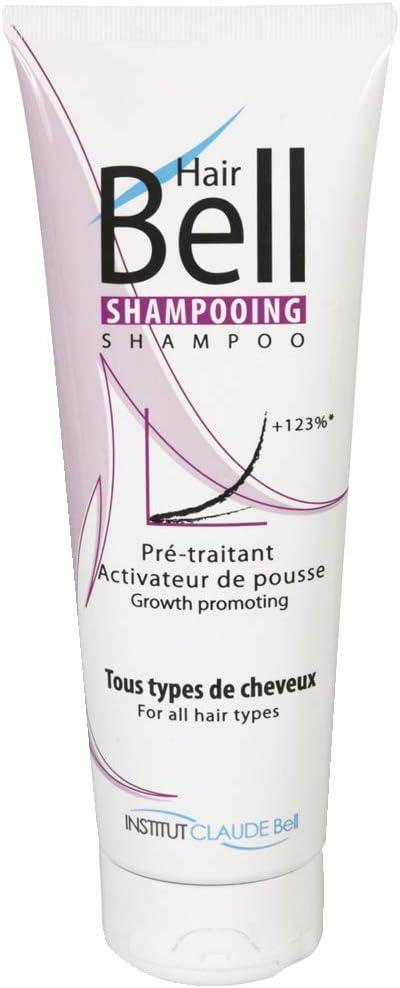 Hairbell Tube Shampoing Accelerateur De Pousse Cheveux Et Anti