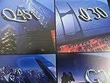 1999 Infiniti Q45 / I30 / QX4 / G20 Sales Brochure