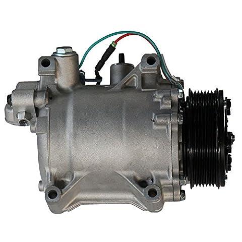 MILLION PARTS A/C Air Conditioning Compressor for 2007-2015 Honda Civic CR-V/2007-2014 Acura RDX ILX 2.3L 2.4L - Pickup A/c Compressor
