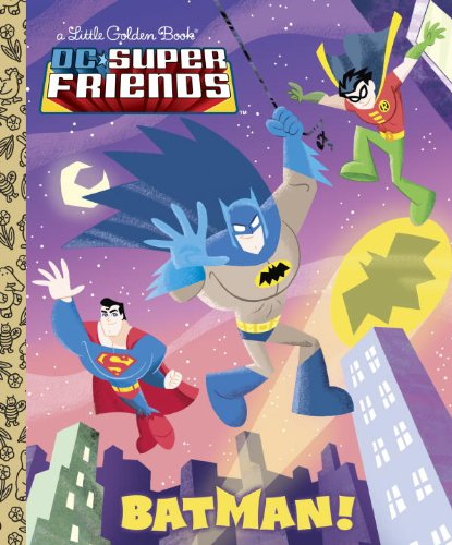 Batman! (DC Super Friends)