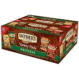 Snyder's of Hanover Pretzel Variety Pack, 1.5 Ounce, (Pack of 36) by Snyder's of Hanover