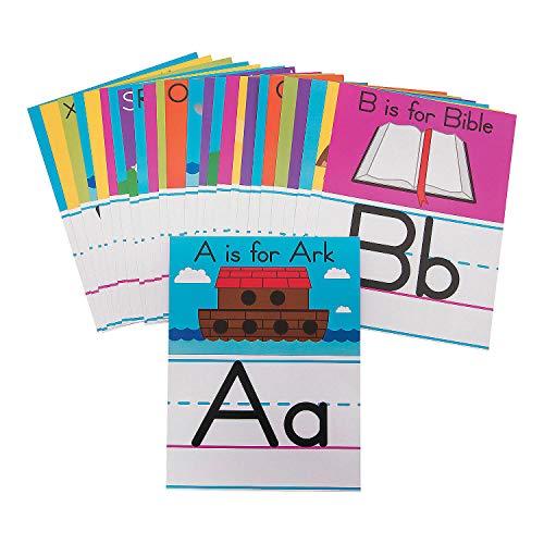 Misc Border - Fun Express - Abc's of The Bible Classroom Border - Educational - Teaching Aids - Misc Teaching Aids - 1 Piece