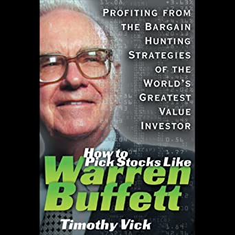 Awesome Amazon Com How To Pick Stocks Like Warren Buffett Audible Best Image Libraries Sapebelowcountryjoecom