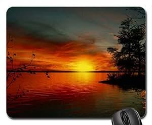 Amazing Sunset Mouse Pad, Mousepad (Sunsets Mouse Pad)