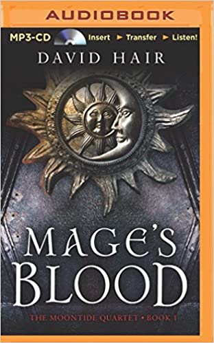 Mage's Blood (Moontide Quartet)