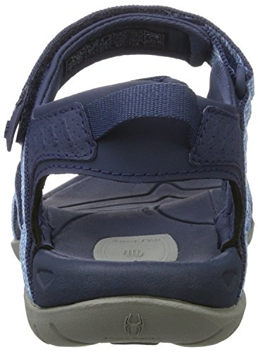 Teva Tirra W's, Sandalias de Senderismo para Mujer Azul (Buena Powder Blue)