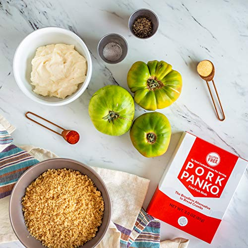 Pork Panko - 0 Carb Pork Rind Breadcrumbs - Keto and Paleo Friendly, Naturally Gluten-Free and Carb-Free, Crispy Topping, Pork Chop Breading, Paleo Crab Cakes, Keto Meatloaf (16oz) 3