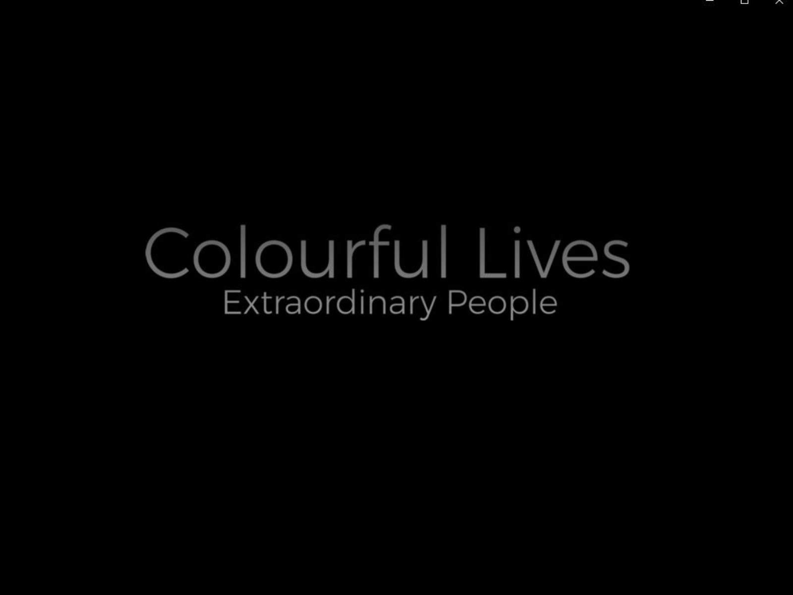 Colourful Lives - Season 1