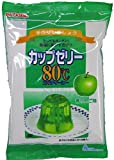 Viewpoint Papa cup jelly green apple taste 100gX2 bags about 6 servings x2 bags
