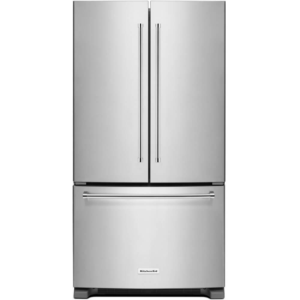 Kitchen Aid KRFC300ESS KRFC300ESS 20 Cu. Ft. stainless Counter-Depth French Door Refrigerator