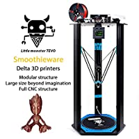 Tevo Little Monster Delta 3D Printer Kit from Tevo