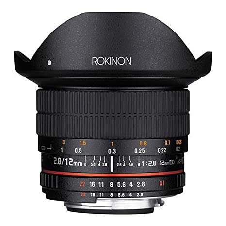 Review Rokinon 12mm F2.8 Full