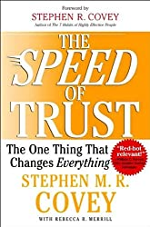 (THE SPEED OF TRUST: THE ONE THING THAT CHANGES EVERYTHING) BY COVEY, STEPHEN R.(AUTHOR)Paperback Feb-2008
