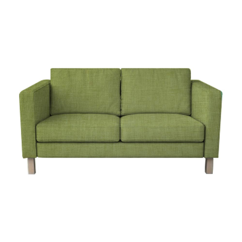 TLYESD Karlstad 3 Seater Sofa Cover (Green, Polyester)