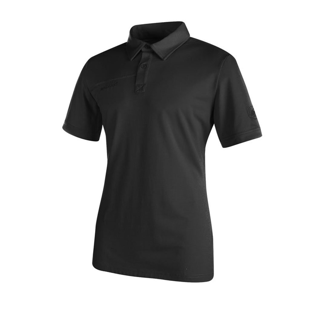 Mammut trovat Polo Men, color gris grafito, tamaño xx-large ...