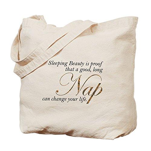 Bella durmiente... Bolsa Bolso por CafePress