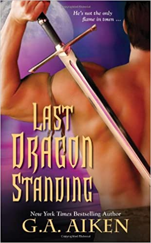 Book Last Dragon Standing