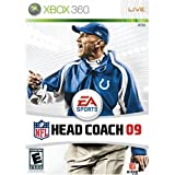 NFL Head Coach 09 - Xbox 360 by Electronic Arts