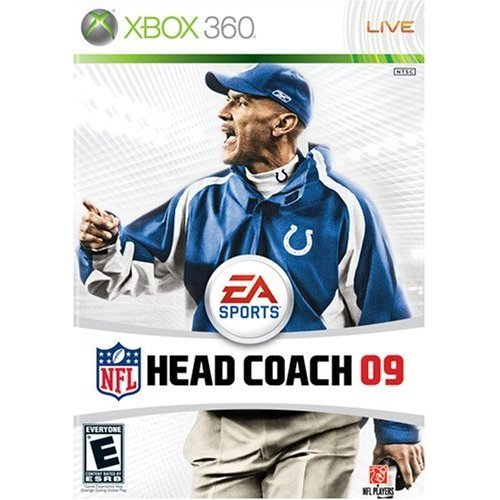 Nfl Electronics (NFL Head Coach 09 - Xbox 360 by Electronic Arts)
