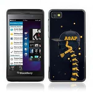 YOYOSHOP [Asap Skull] Blackberry Z10 Case
