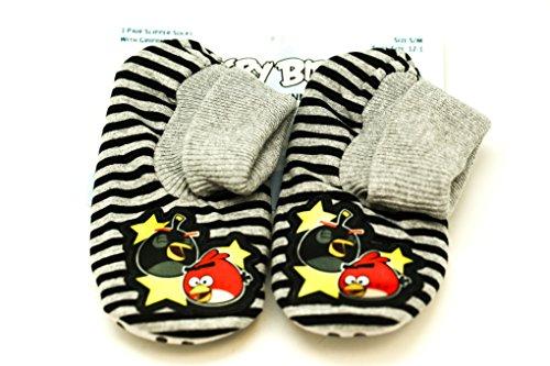 Angry Birds Slipper Socks - Angry Birds Slipper Socks