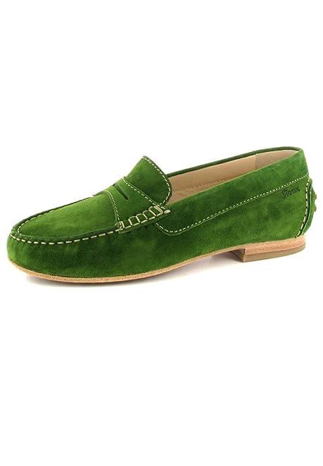 Chaussures Vertes Sioux Pour Les Femmes sfW9T
