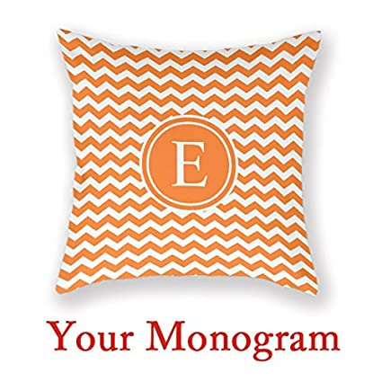 Amazon Cute Chevron Throw Pillow Covers Stripes Create Your Own Fascinating Make Your Own Pillow Covers