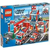 LEGO City Fire Station 7945 (japan import)