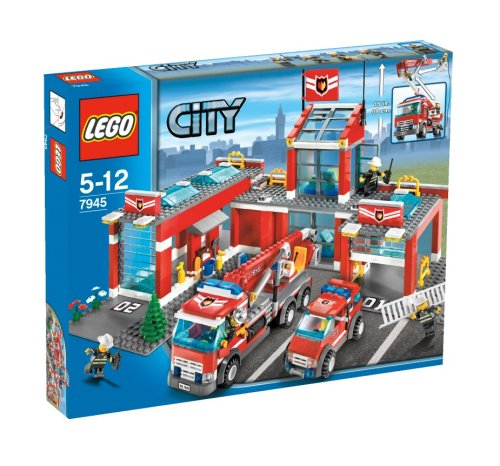 7945 Fire Station - 3