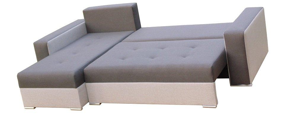 Rabatti Möbeltrend IDA Dormir sofá con función Dormir ...