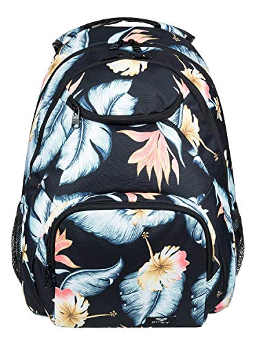 Roxy Junior's Shadow Swell Backpack, Anthracite Tropical for sale  Delivered anywhere in USA