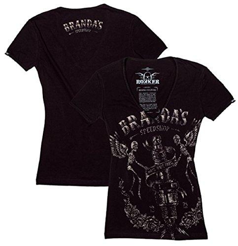 Harley-Davidson Brandas Shop C4002001 Damen Shirt