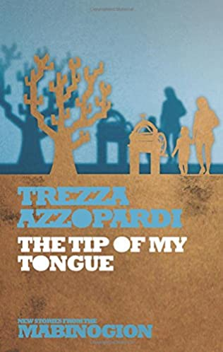 book cover of The Tip of My Tongue