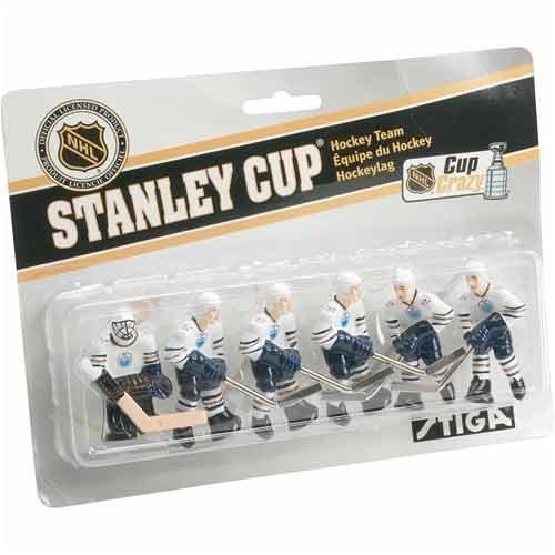 Edmonton Oilers Game (NHL Edmonton Oilers Table Top Hockey Game Players Team Pack)