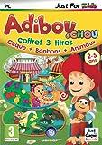 Adiboud'Chou au Cirque + Adiboud'Chou au Pays des Bonbons + Adiboud'Chou : soigne les animaux