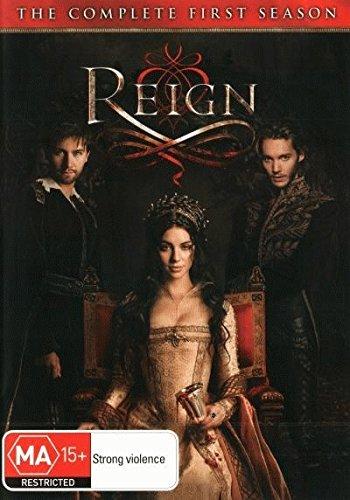Reign Season 1 DVD (Region 2, 4) (Aust Import)