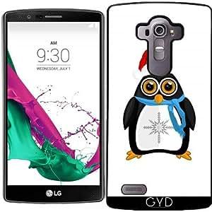 Funda para LG G4 - Navidad Pingüino by Adamzworld